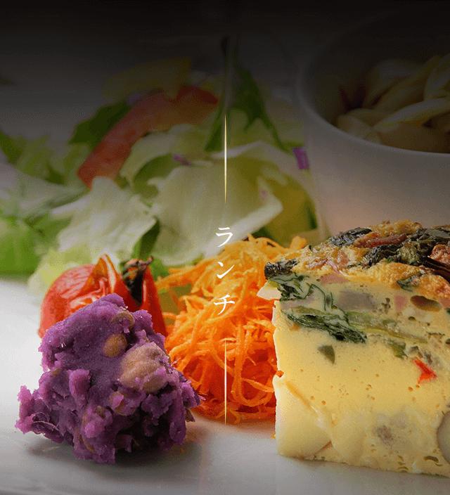 山形市で健康に良い美味しい創作料理「味工房すず」のランチ